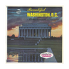 ViewMaster - Beautiful  Washington- A800 - Vintage  View-Master 3 Reel Packet - 1960s views