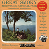 Great Smoky - Mountains -Tennesse and North Carolina - A889 - Vintage Classic View-Master - 3 Reel Packet - 1960s Views