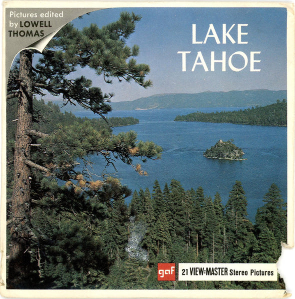 View-Master - Scenic West - Lake Tahoe