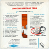 Lincon - Heritage Trail - A390 - Vintage Classic - Views-Master - 3 Reel Packet - 1960s Views