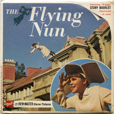 View-Master - TV Show - Flying Nun