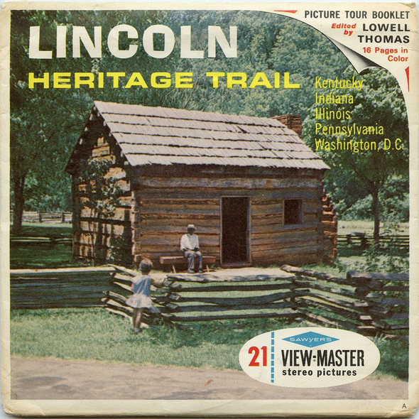 View-Master - History - Lincoln Heritage Trail
