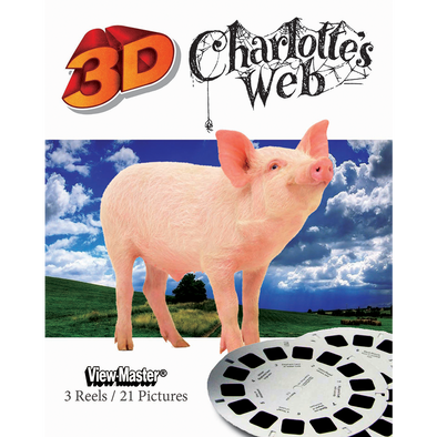 Viewmaster charlotte's web - images from movie