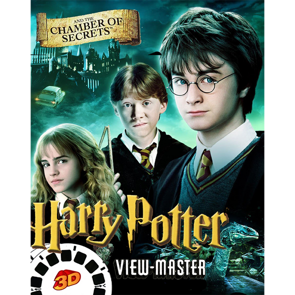 Harry Potter Chamber of Secrets ViewMaster