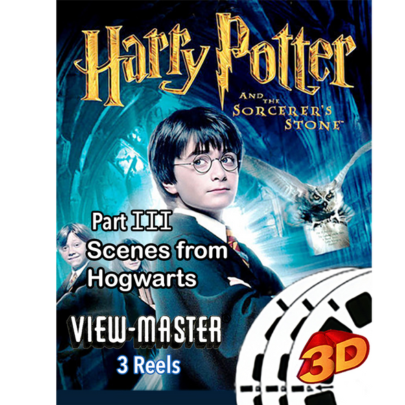 Harary Potter Part 3 Sorcerer's Stone