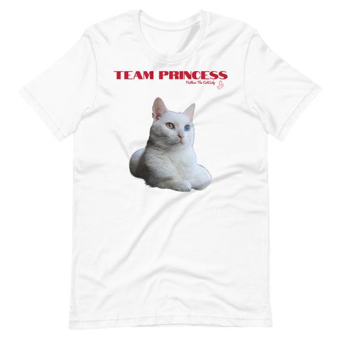 Team Princess Unisex T-Shirt