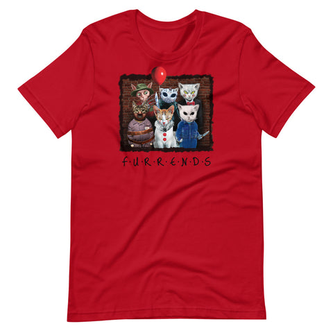 Furrends Unisex T-Shirt