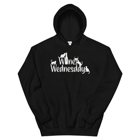 Wine Wednesday Hoodie