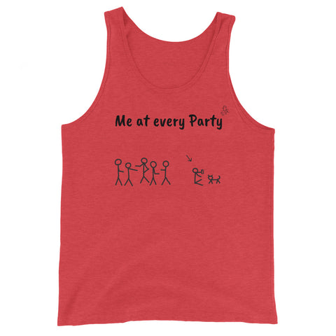 Me a every Party Tank Top