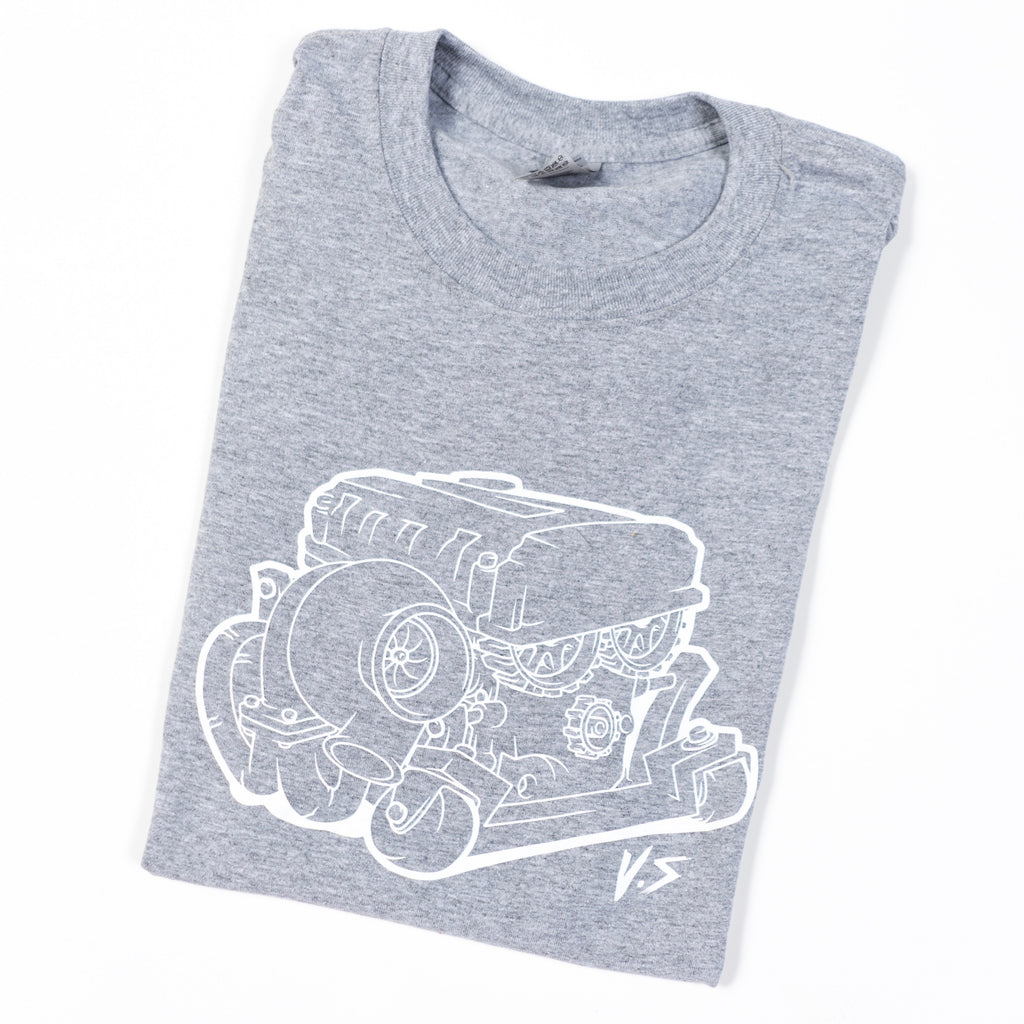 V.S B-Series Turbo Stand Tee