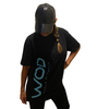 WOD Side Hit SS Tee (Black)