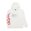 Definition Dance Hoodie (White)