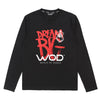 Dream Big LS Tee (Black)