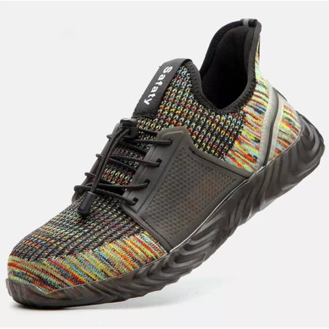 Rainbow Type Safety Shoe