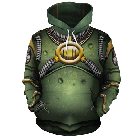 Dead Guards Fallen Star Trooper Pullover Hoodie