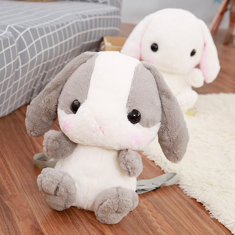 Plush Toy Rabbit Animal Backpack