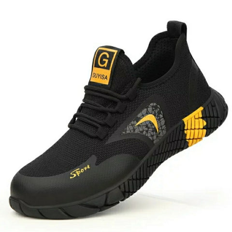 Yellow Street Style 2 Safety Shoe