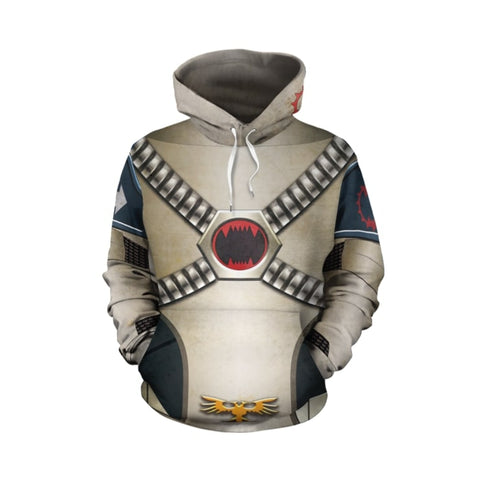Planet Devourers Fallen Star Trooper Pullover Hoodie
