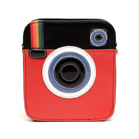 Funny Instagram Icon Camera Handbag