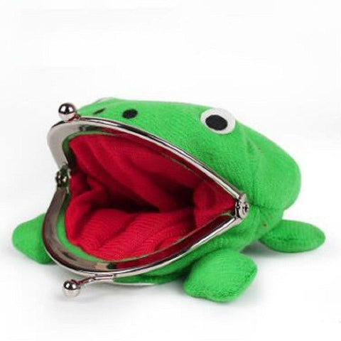 Frog Animal Coin Purse