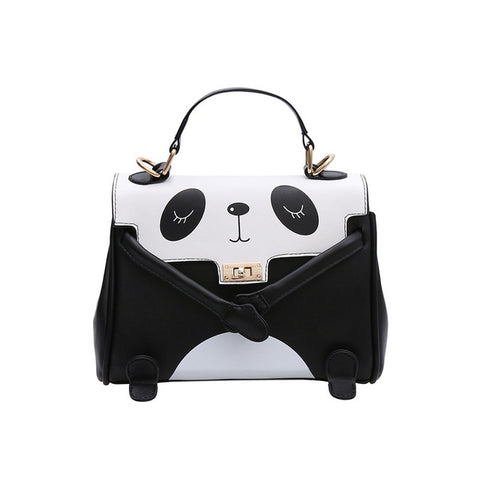 PU Lovely Animal Handbag