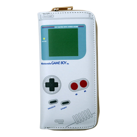 Funny Nintendo Game Boy Long Wallet