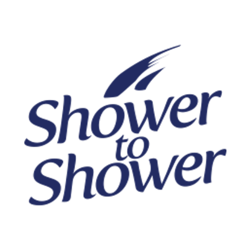 Shower-to-shower