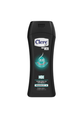 Clere For Men Body Lotion - ICE - 200ml 24-Pack