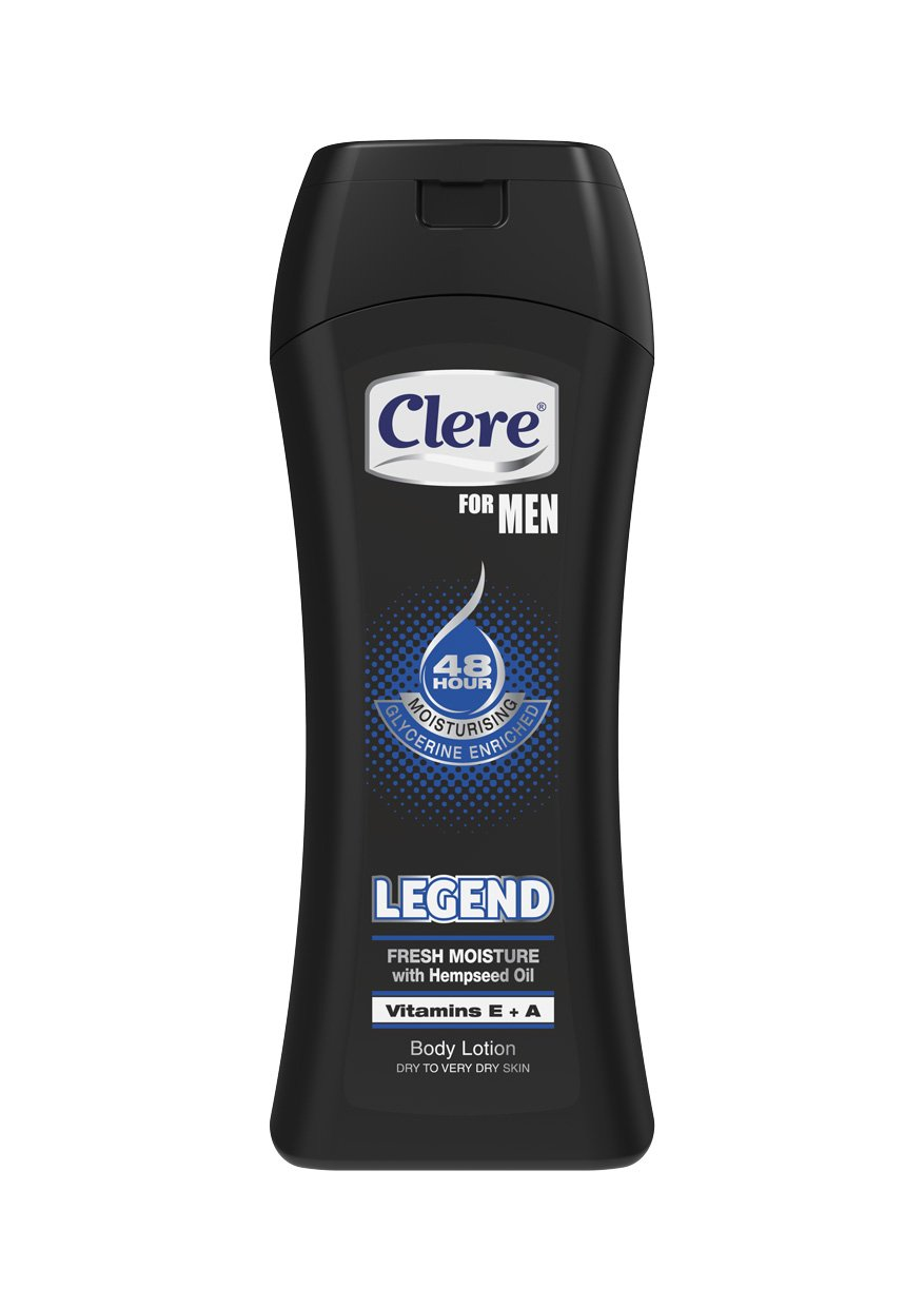 Clere For Men Body Lotion - LEGEND - 400ml