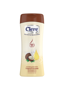 Clere Hand & Body Lotion - Tropical Fruit - 200ml