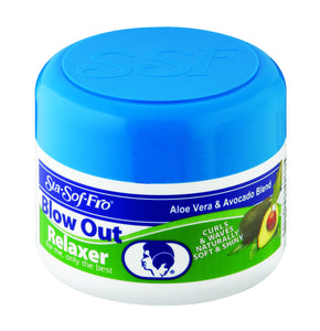 Blow Out Avo & Aloe Relaxer 250ml 12-Pack