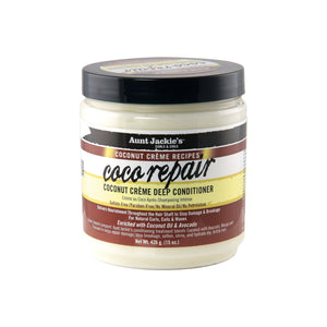 Aunt Jackie's Coconut Crème Recipes Coco Repair - 426g 6-Pack
