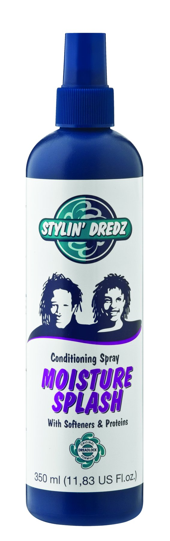 Stylin' Dredz Moisture Splash Conditioning Spray 350ml