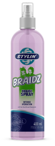 Stylin' Braidz Spray 12-Pack