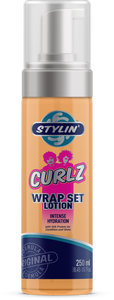 Stylin' Curlz Wrap Set Lotion 12-Pack