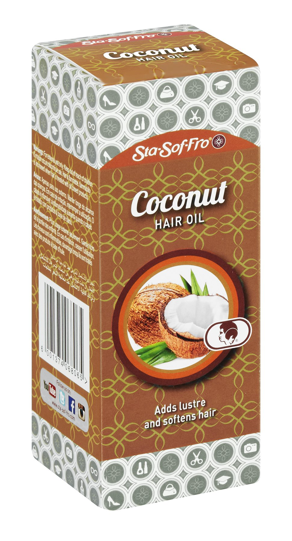 Sta-Sof-Fro Coconut Oil 100ml