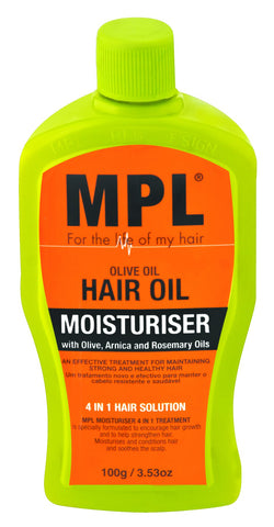 MPL 4 in 1 Olive Oil Moisturiser 125g 48-Pack