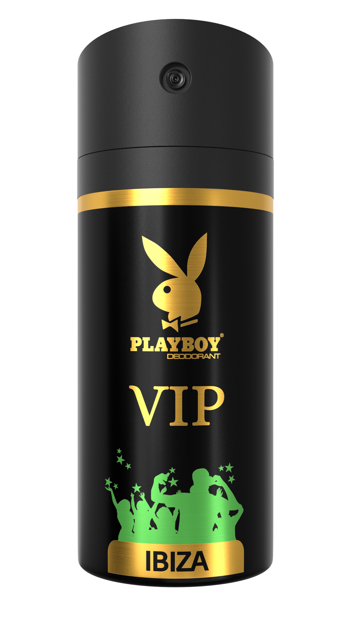 Playboy VIP Ibiza - Deodorant - 150ml 36-Pack