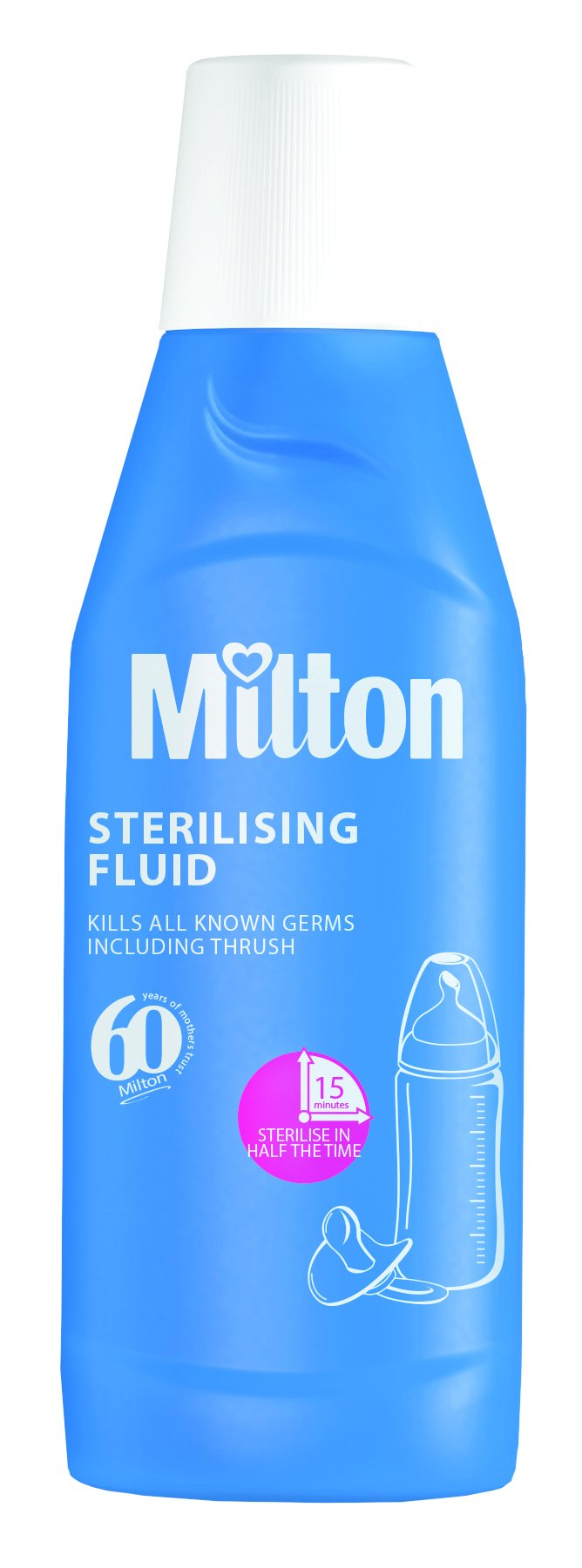 Milton Sterilising Fluid - 200ml 36-Pack