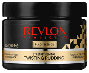 Revlon Realistic Blackseed twisted pudding 300ml 12-Pack