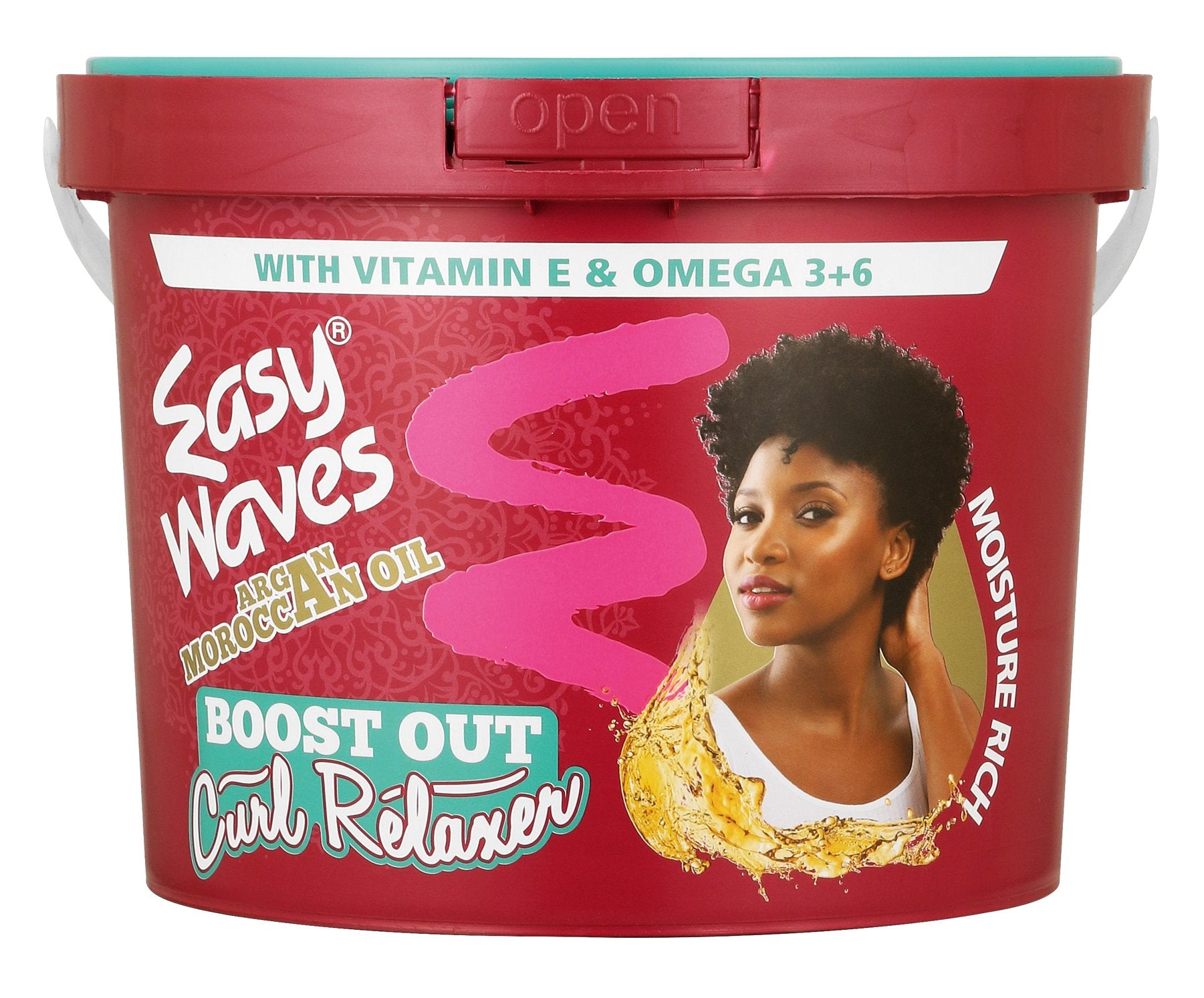 Easy Waves Crème relaxer regular 5l  2-Pack