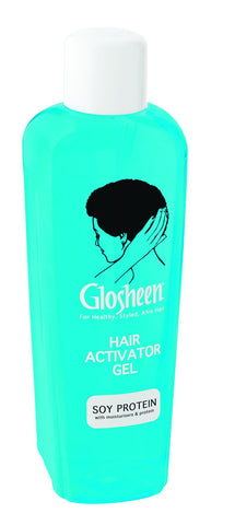 Glosheen placenta activator gel - blue 1l 12-Pack