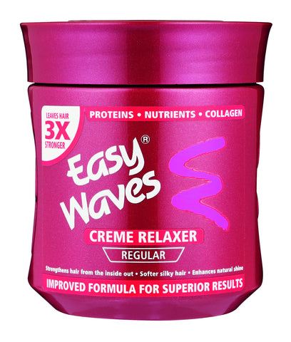 Easy Waves Crème relaxer regular 450ml  12-Pack