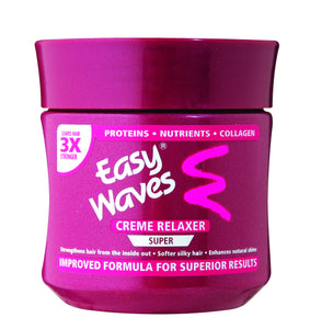 Easy Waves Crème relaxer super 250ml  12-Pack