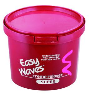 Easy Waves Crème relaxer super 5l  2-Pack