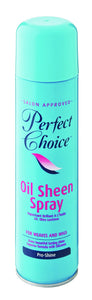 Perfect Choice OILSHEEN SPRAY- ORIGINAL (BAG SIZE) 48-Pack