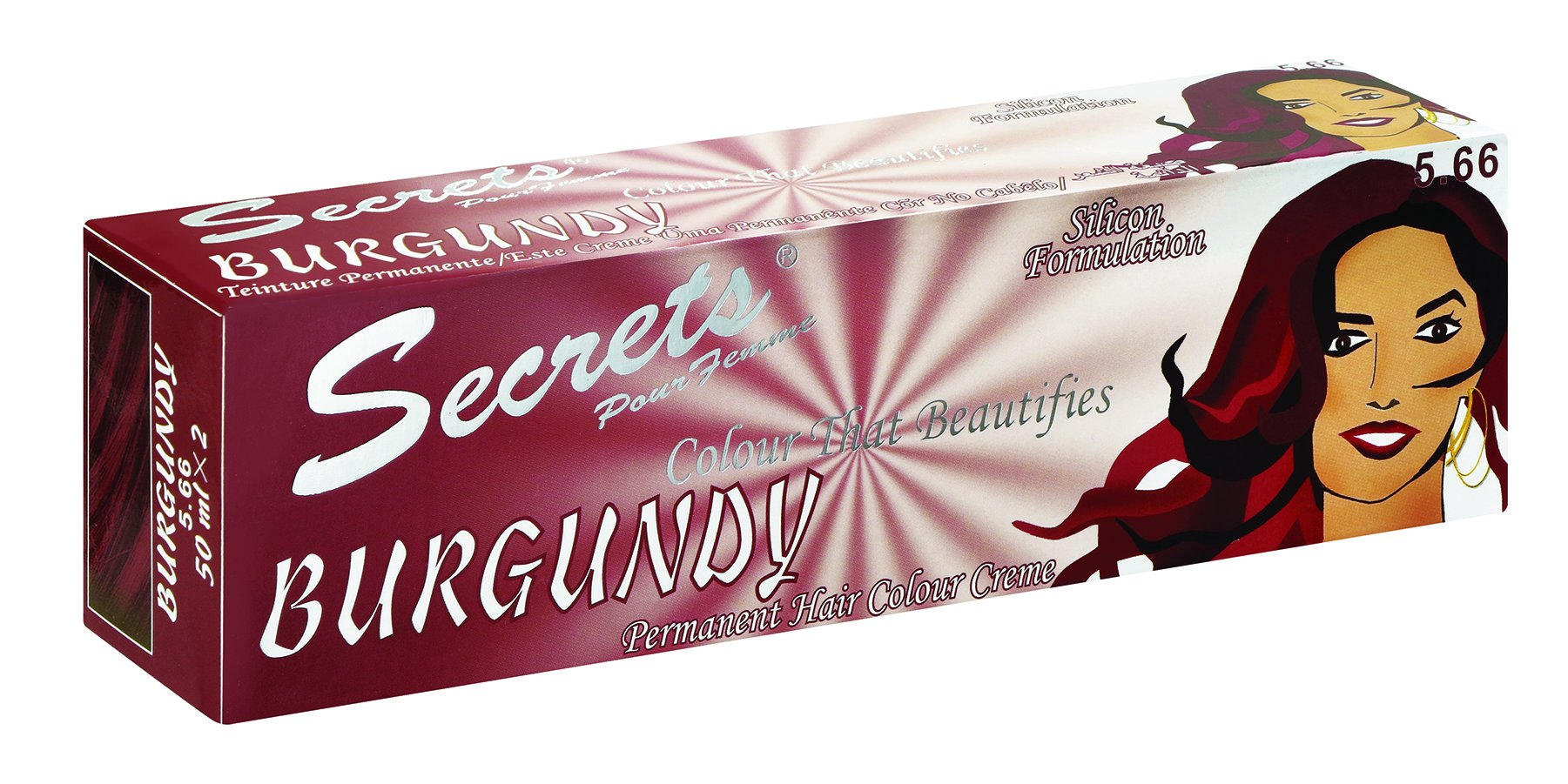 Secrets Burgundy 24-Pack