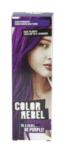 Color Rebel Semi-Perm cond hair toner purple 100ml 12-Pack