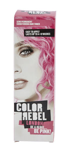 Color Rebel Semi-Perm cond hair toner pink 100ml 12-Pack
