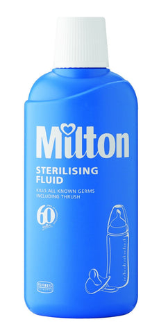 Milton Sterilising Fluid - 500ml 12-Pack